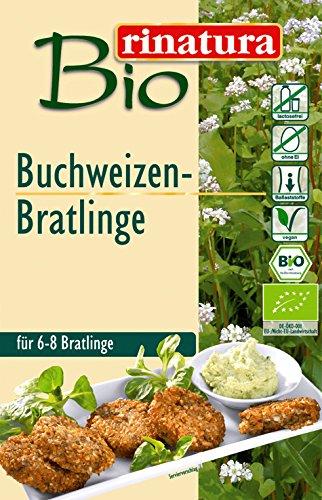 Rinatura Bio Buchweizen Bratlinge 150g
