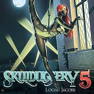 Skulduggery 5 cover art