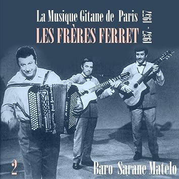 La Musique Gitane de  Paris : Les Frères Ferret (1937 - 1957), Vol. 2
