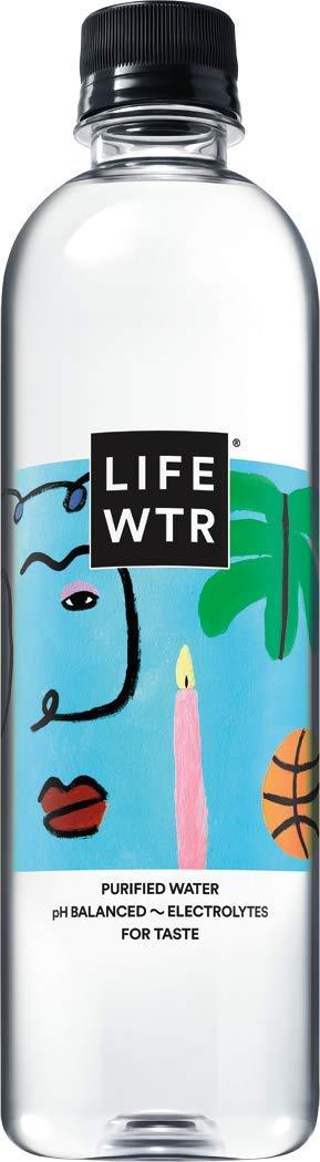 Popular Free shipping on posting reviews LIFEWTR Premium Enhanced Water Fl Bottle 20 Oz