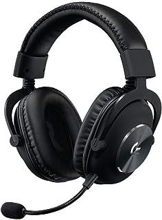 Logitech G Pro - Auriculares de diadema para juegos, color negro (renovado)