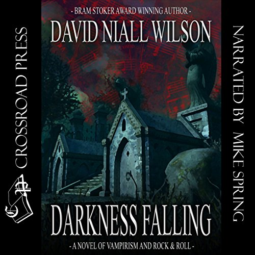 Darkness Falling audiobook cover art