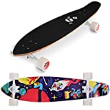 Street Surfing Longboard Kicktail, 91,4cm, Uni, SSLKL_G_Space...