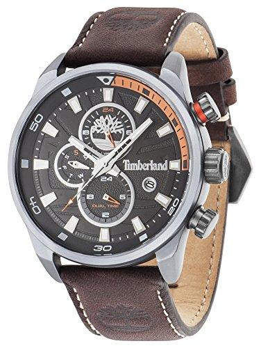 Timberland Henniker II 14816JLU/02 A, orologio al quarzo con quadrante...