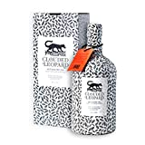 Clouded Leopard Artisan Distilled Dry Gin Gift Box, Classic Juniper Flavoured with Notes of Lemon, Mango and Black Peppercorn. Perfect match with tonic water