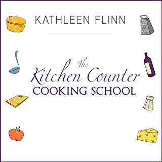 The Kitchen Counter Cooking School audiobook cover art