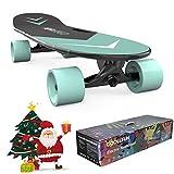 HITWAY Skateboard électrique E-Skateboard avec télécommande, adapté aux étudiants, Adolescents et débutants
