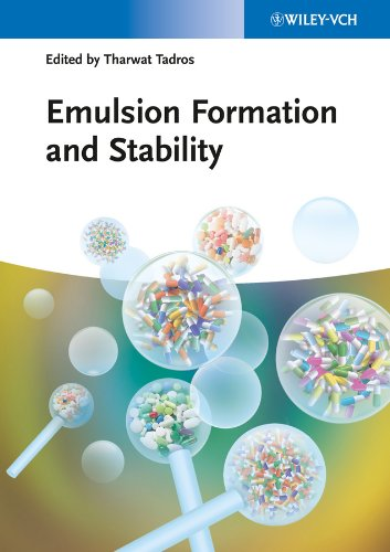 Emulsion Formation and Stability (Topics in Colloid and Interface Science (Vch)) (English Edition)