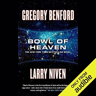 Bowl of Heaven audiobook cover art