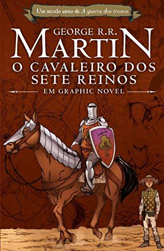 Box O cavaleiro dos Sete Reinos em graphic novel