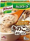 クノール カップスープ ミルク仕立てのきのこのポタージュ 42.9g ×10個
