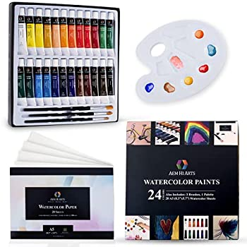 watercolor kits for adults