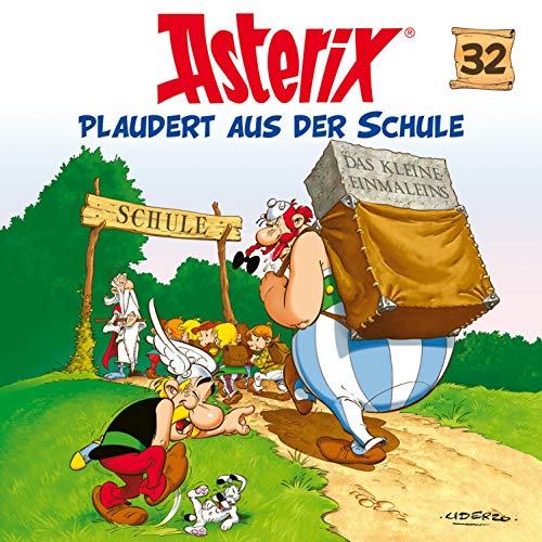 Asterix plaudert aus der Schule Titelbild