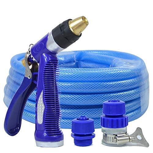 Eenvoudig te bedienen, set met waterpistolen voor wasstraat, set voor slangen voor hogedrukpistolen voor het wassen van de auto met antivries-antennes 30m