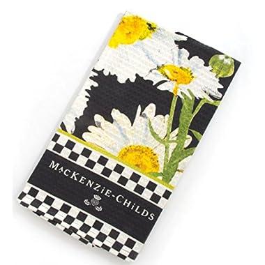 MacKenzie-Childs Daisy Dish Towel 18  x 26