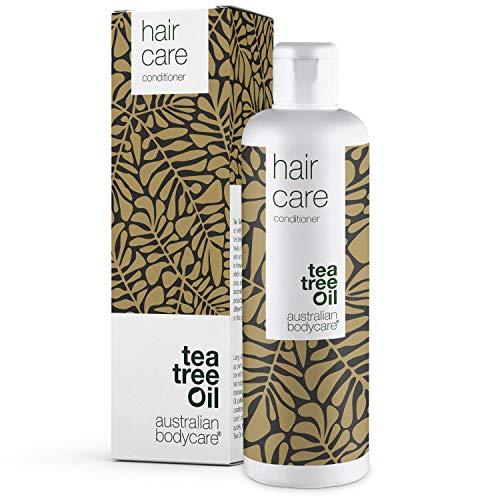 Australian Bodycare Haarspülung 250ml   Teebaumöl Conditioner bei Schuppen, Juckender und Trockener Kopfhaut für Frauen & Männer   Auch bei Pickeln auf der Kopfhaut   Anti-Schuppen   100% Vegan