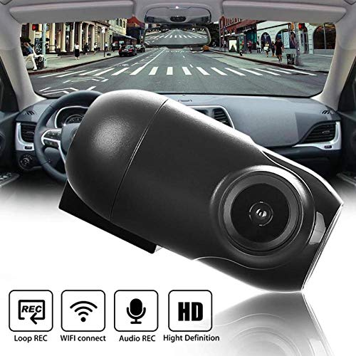 SDRFSWE 1080p WiFi Auto DVR 32 GB camera APP besturing 165 graden lens dashcam driving recorder DVR/dash camera 60 * 35 mm