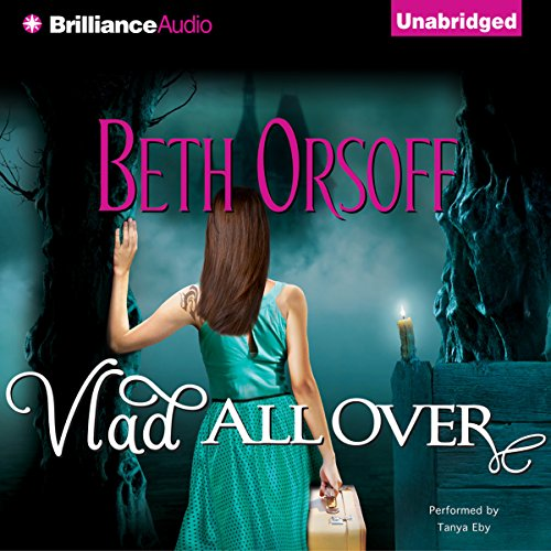 Vlad All Over audiobook cover art