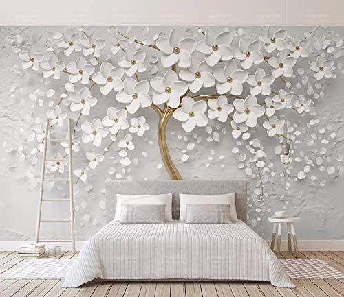 Papel Pintado Pared Dormitorio Moderno Marca MUNXIN WALLPAPER