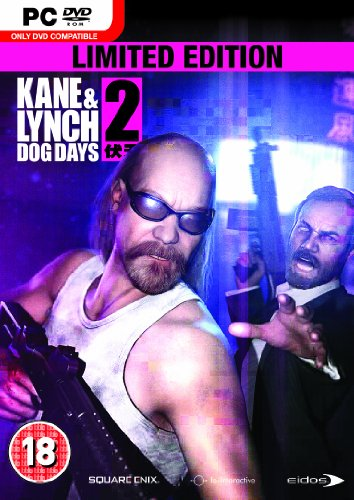 Kane and Lynch 2: Dog Days - Limited Edition (PC DVD) [Edizione: Regno Unito]