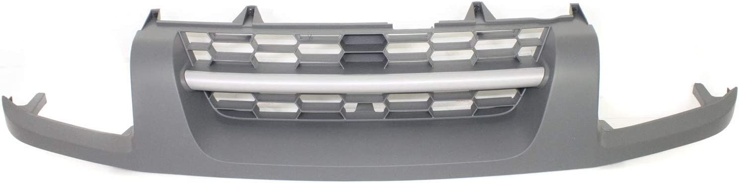 Evan-Fischer Grille Assembly Compatible with 2002-2004 Nissan Xt