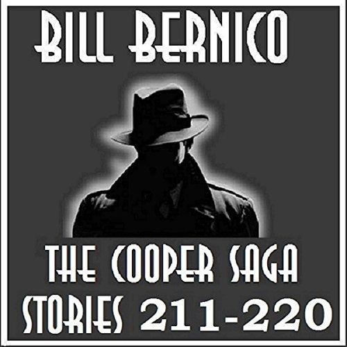 The Cooper Saga 22 Titelbild