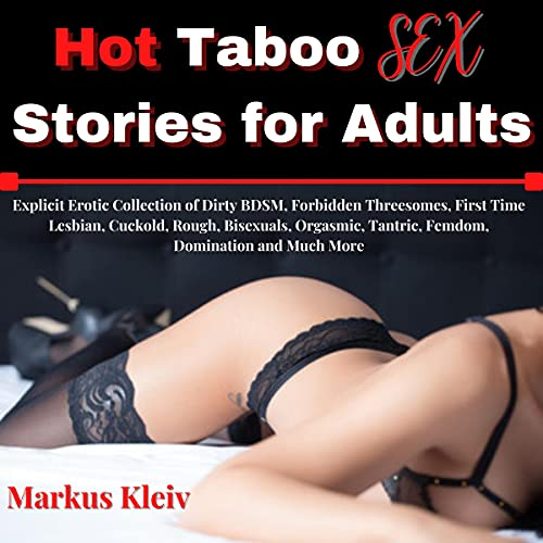 Hot Taboo Sex Stories for Adults cover art