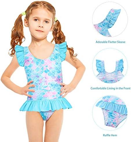 Child mermaid bathing suit _image0