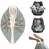 Snugglebundl - Die Babydecke mit Griffen (Baby Bumble) Bio-Baumwolle