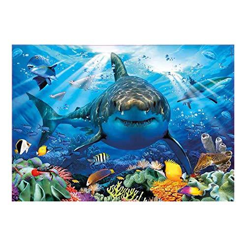 1000 piece shark puzzle - 6
