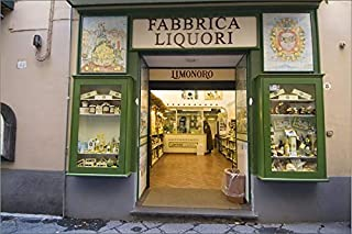robertharding 12x8 Print of Shop That Sells Limoncello (1169867)
