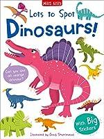 Lots to Spot Sticker Book: Dinosaur!