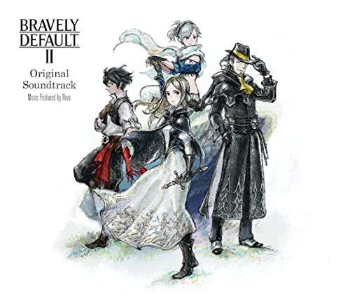BRAVELY DEFAULT II Original Soundtrack(通常盤)(特典なし)