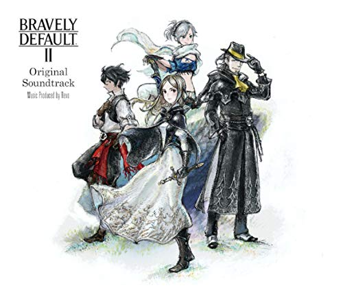 BRAVELYDEFAULT II Original Soundtrack(通常盤)(特典なし)