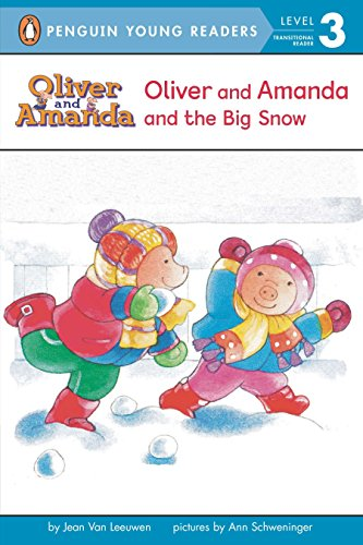 Oliver and Amanda and the Big Snowの詳細を見る