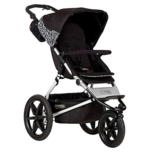 Mountain Buggy - TER V3-49 Solus All Terrain Buggy, Pushchair