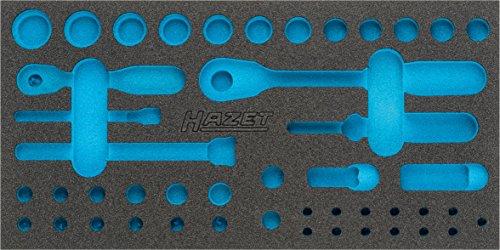 Hazet 2K-Weichschaum-Einlage für Werkstatt, 1 Stück, 163-351L