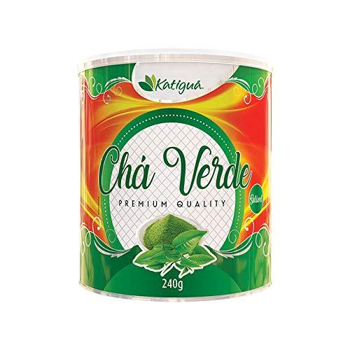 Chá Verde Instantâneo 240g, Katiguá