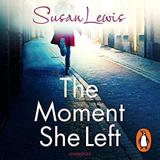 The Moment She Left cover art