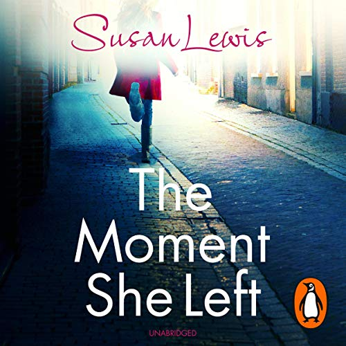 The Moment She Left  By  cover art