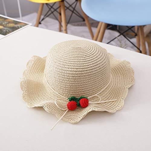 Wagrass Sonnenhut für Kinder, Sommerhut und Handtasche, Sonnenhut für Mädchen,...