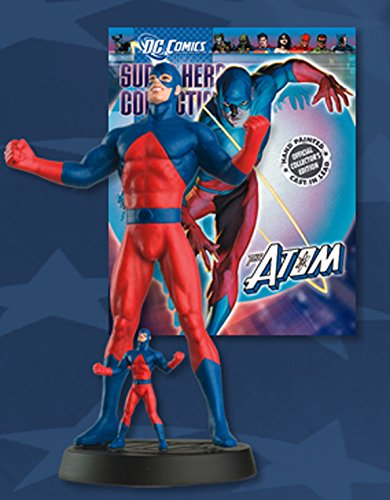 dc comics Super Hero Collection Nº 51 Atom