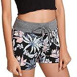 libelyef Pantalones cortos de correr para mujer, de verano, elásticos, con...