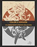 Coloring Book & Poster Collection: Color 2 Version Highquality Metal From Amazing Color 2 Version C Anime & Manga