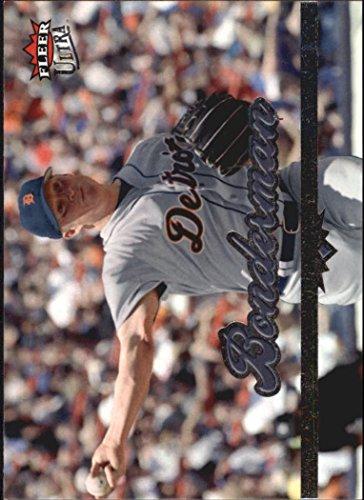 2006 Fleer Ultra Baseball #157 Jeremy Bonderman