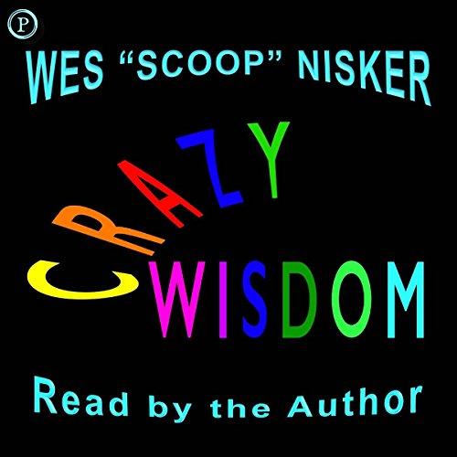 Crazy Wisdom audiobook cover art
