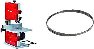 comprar comparacion Einhell TC-SB 200/1 Sierra de Cinta (potencia de 250 W, ralentí 1.400 1, velocidad de Hoja 900 m/min, 6 dientes) (ref. 430...