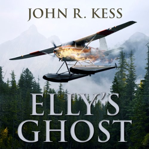 Elly's Ghost audiobook cover art