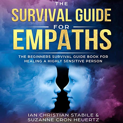 The Survival Guide for Empaths audiobook cover art