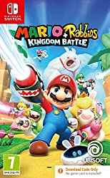 Download code only. No game Cartridge in the box An epic journey starring eight heroes, embark with your team of heroes on an epic quest to free your friends and put the Mushroom Kingdom back in order Mario, Luigi, Peach, and Yoshi will join forces w...